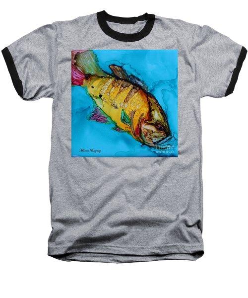 Big Mouth Baseball T-Shirt