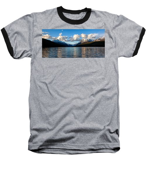 Baseball T-Shirt featuring the photograph Big Sky by Aaron Aldrich