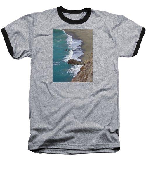 Big Sur Surf Baseball T-Shirt