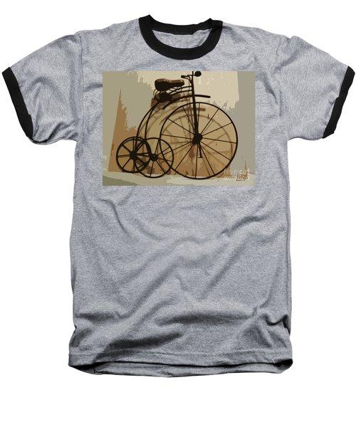 Big Wheel Trike Baseball T-Shirt