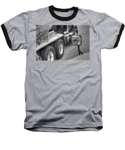 Big Wheels Keep Turning  Baseball T-Shirt