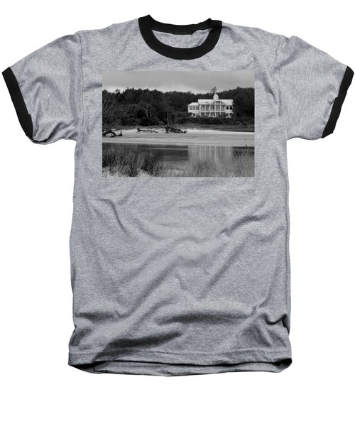 Big White House Baseball T-Shirt