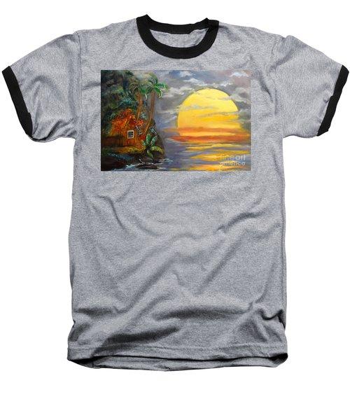Magical Sunser Jenny Lee Discount Baseball T-Shirt