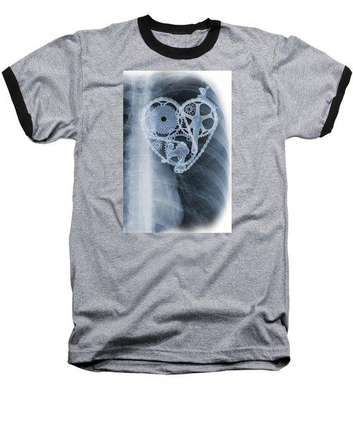 bike lover X-ray Baseball T-Shirt