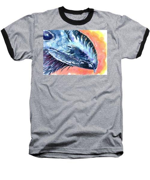 Bill Of Ani Baseball T-Shirt by Ashley Kujan