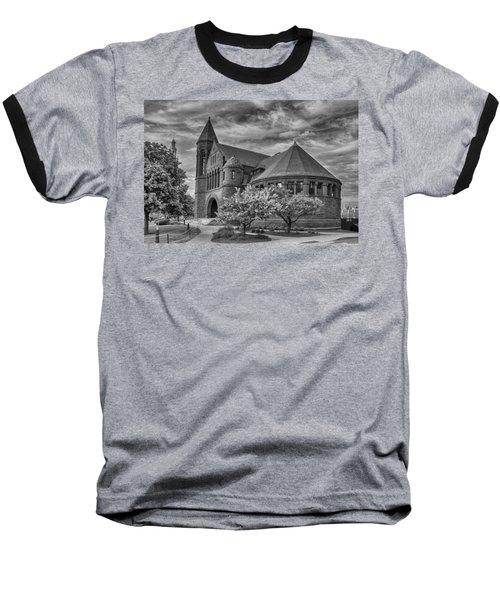 Billings Library At Uvm Burlington  Baseball T-Shirt