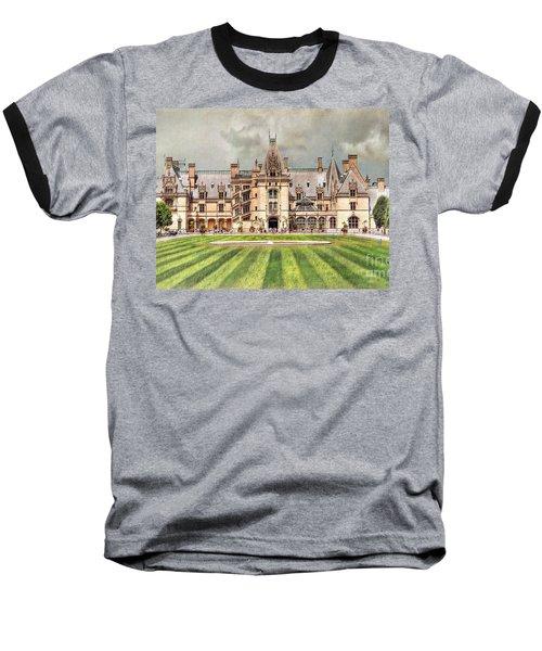 Biltmore House Baseball T-Shirt