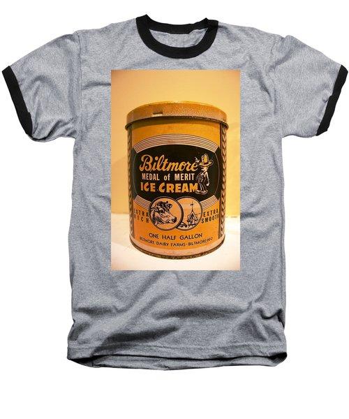 Biltmore Ice Cream Baseball T-Shirt