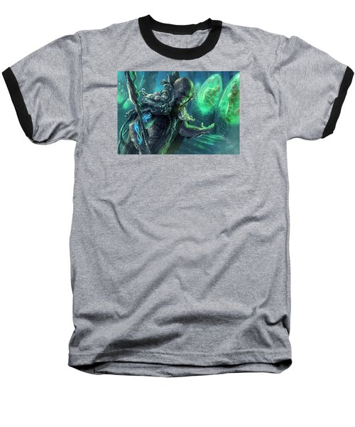 Biovisionary Baseball T-Shirt