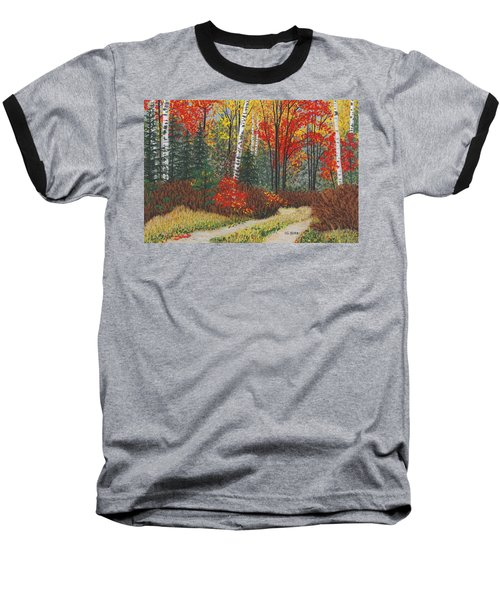 Birch Trail Baseball T-Shirt