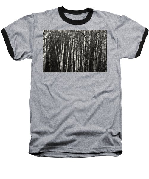 Birches Baseball T-Shirt