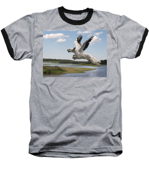 Bird Dog Baseball T-Shirt