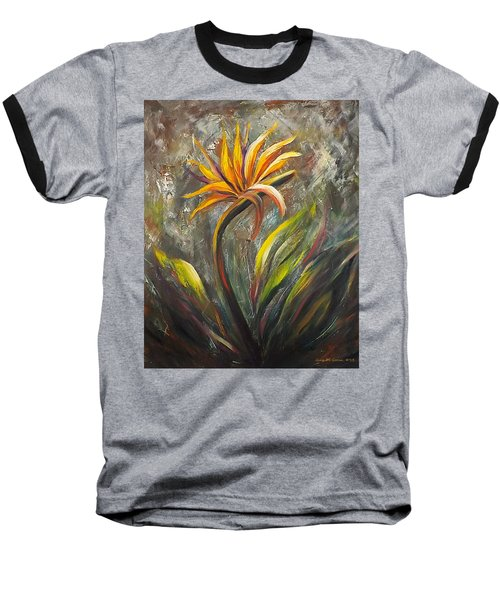 Bird Of Paradise 63 Baseball T-Shirt