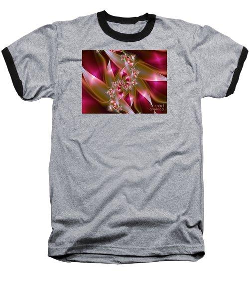 Bird Of Paradise Baseball T-Shirt