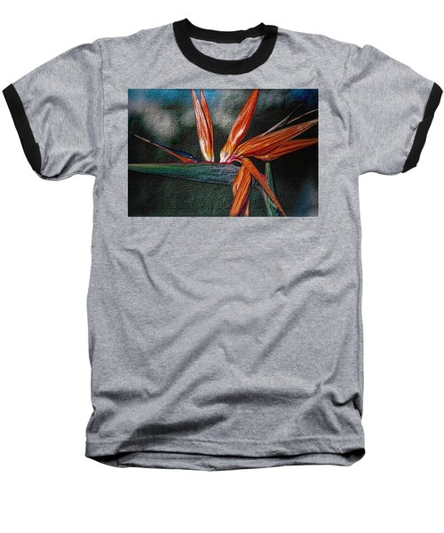 Bird-of-paradise Baseball T-Shirt