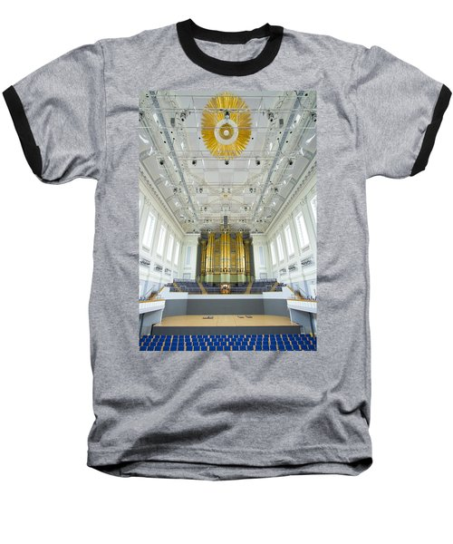 Birmingham Town Hall Baseball T-Shirt