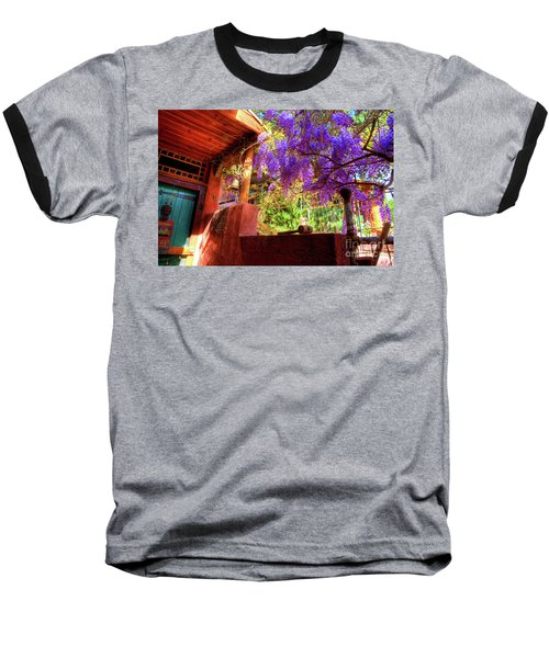 Bisbee Artist Home Baseball T-Shirt