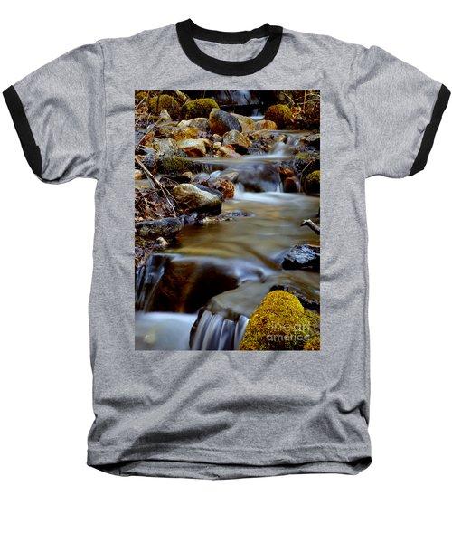 Bisbee Creek Baseball T-Shirt by Loni Collins