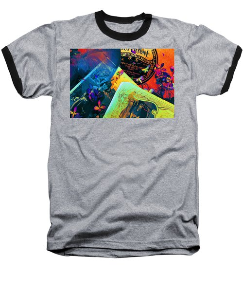 Bits And Pieces... Baseball T-Shirt