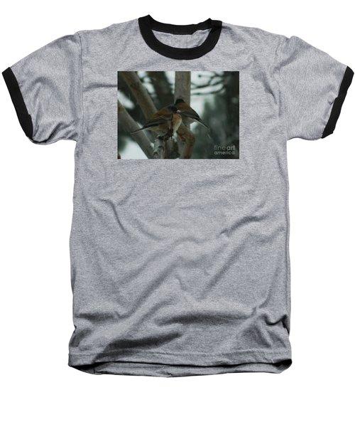 Bits Of Fluff Baseball T-Shirt