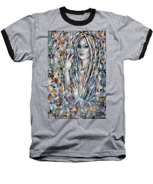 Bitter Sweet 270610 Baseball T-Shirt by Selena Boron