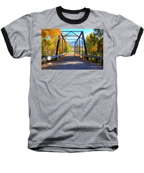 Black Bridge Baseball T-Shirt