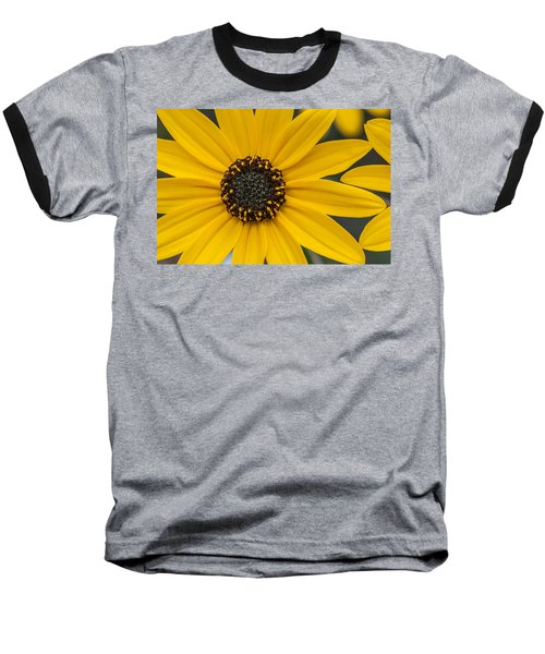 Black-eyed Susan Baseball T-Shirt