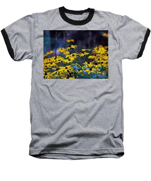 Black-eyed Susans Baseball T-Shirt