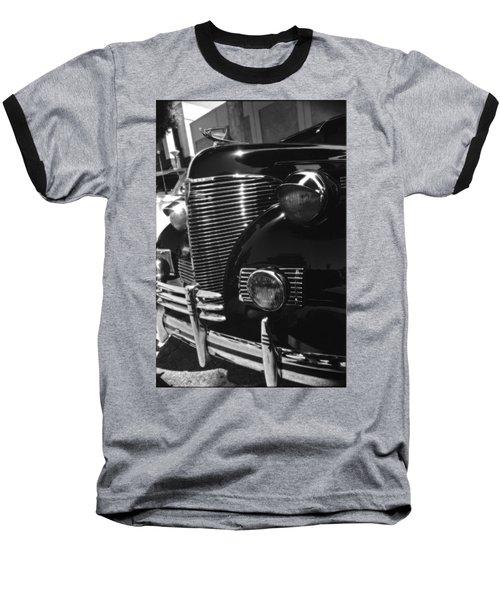 Black Knight Baseball T-Shirt