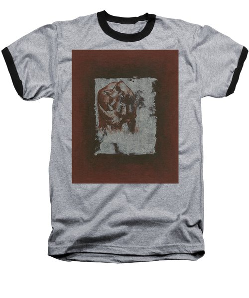 Black Rhino Baseball T-Shirt