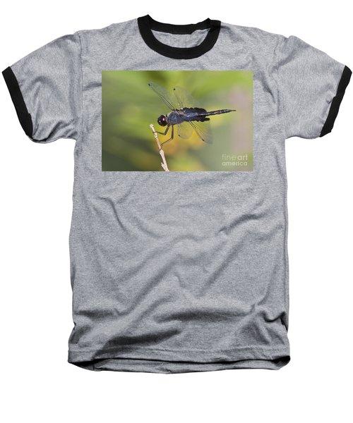 Baseball T-Shirt featuring the photograph Black Saddlebags by Bryan Keil
