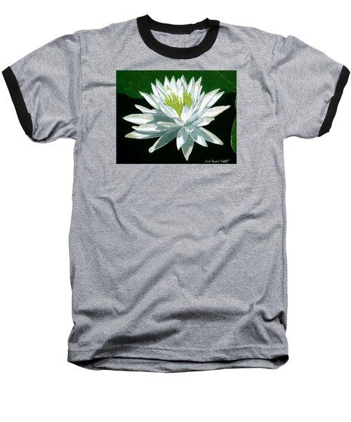 Black Water Beauty Baseball T-Shirt