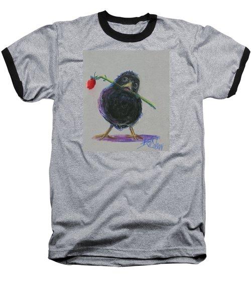 Blackbird Love Baseball T-Shirt