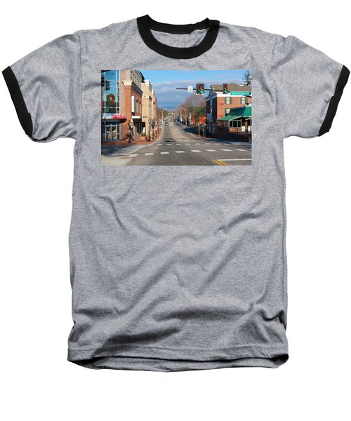 Blacksburg Virginia Baseball T-Shirt by Melinda Fawver