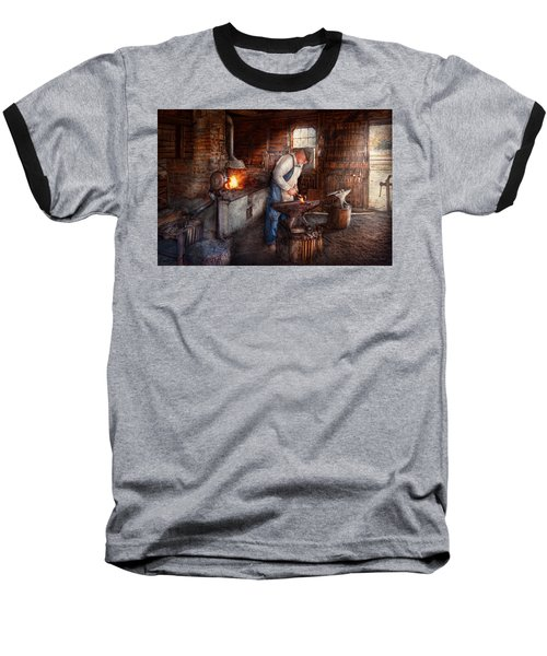 Blacksmith - The Smith Baseball T-Shirt