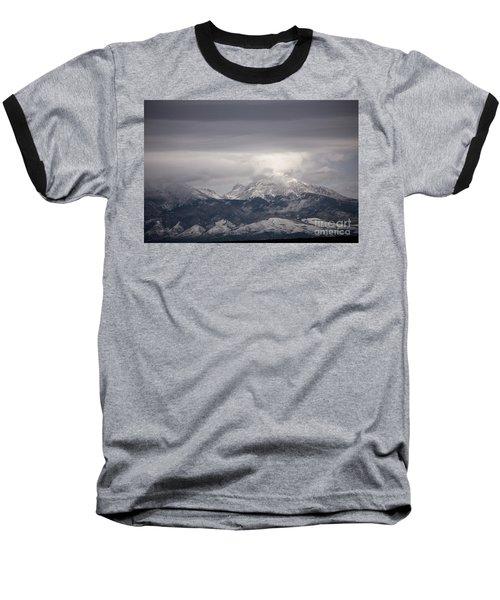 Blanca Peak Baseball T-Shirt