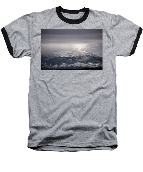 Blanca Peak Baseball T-Shirt