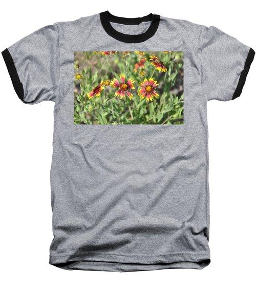 Blanketflower Baseball T-Shirt