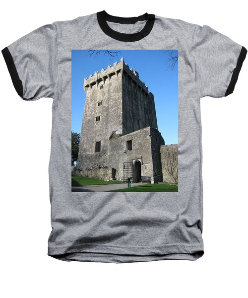Blarney Castle Baseball T-Shirt