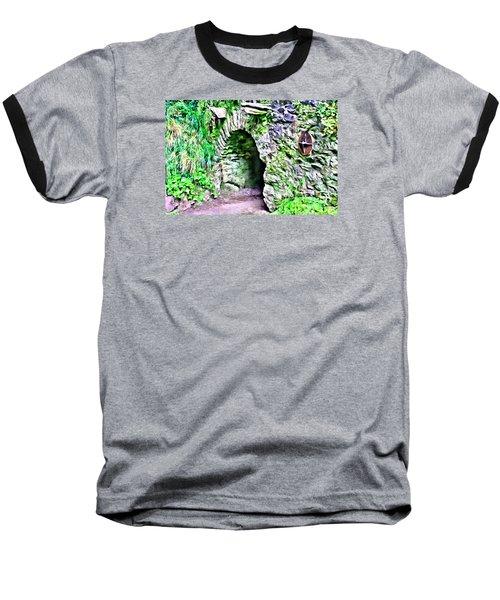 Blarney Cave Baseball T-Shirt