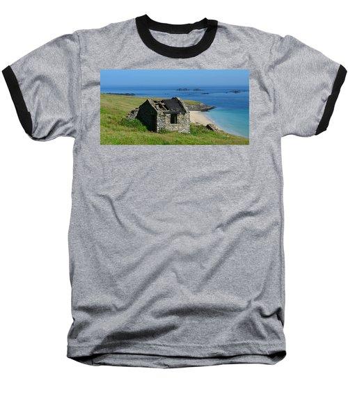Blasket Island Baseball T-Shirt