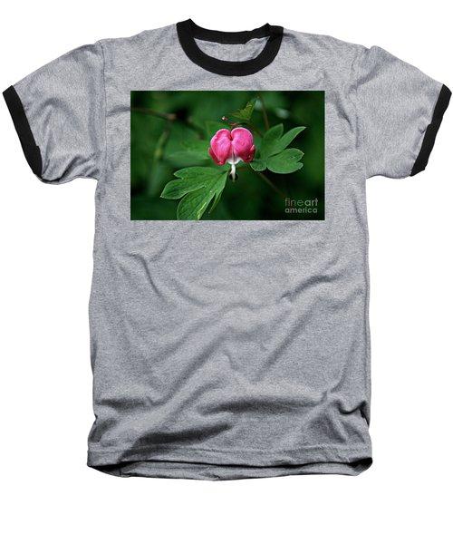 Bleeding Heart Baseball T-Shirt