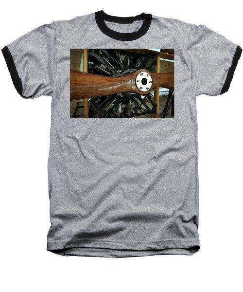 Bleriot Xl Racer Prop Baseball T-Shirt