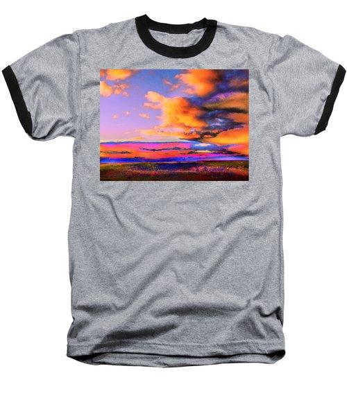 Blinn Hill View Baseball T-Shirt