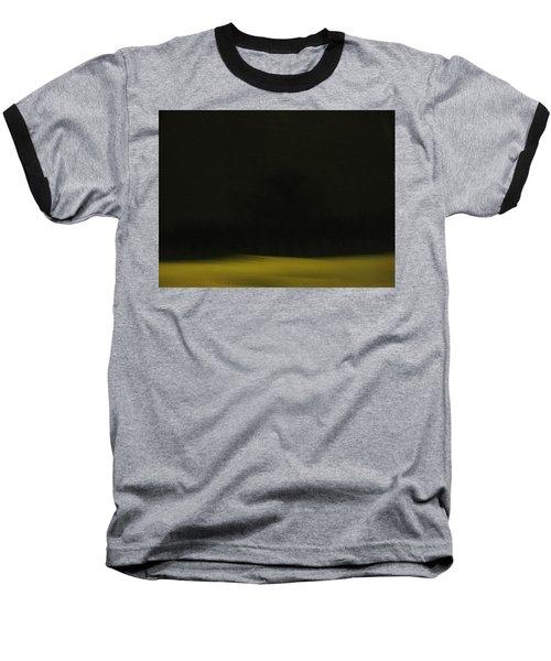 Blizzard Baseball T-Shirt by Leanna Lomanski