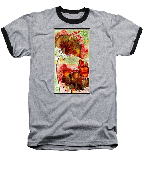Blooming Impressions.. Baseball T-Shirt