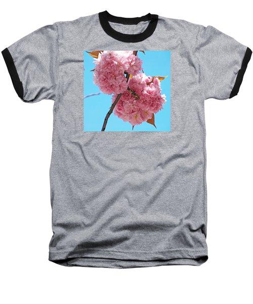 Blossom Bouquet Baseball T-Shirt