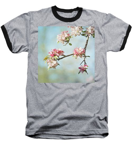 Blossom Branch Baseball T-Shirt