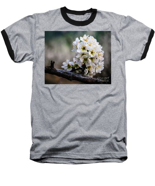 Blossom Gathering Baseball T-Shirt