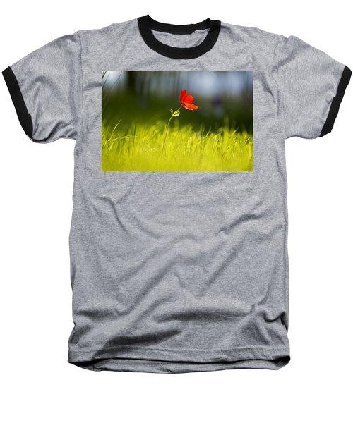 Blossomed Megiddo 1 Baseball T-Shirt